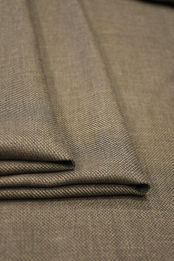 Твид коричневого оттенка (9963) - Фото 8