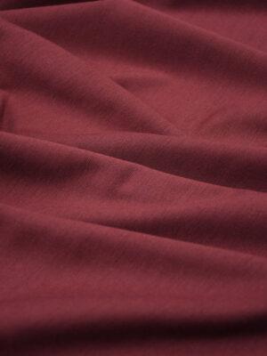 Трикотаж джерси бордовый (7462) - Фото 26