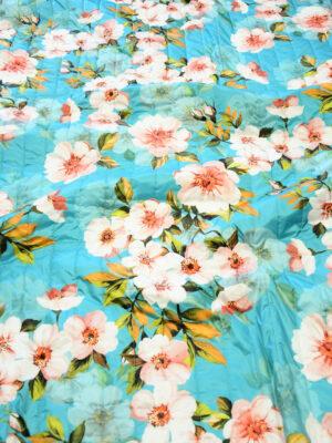 Курточная ткань цветущая яблоня (10052) - Фото 12