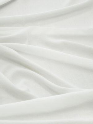 Креп белый жатый (9985) - Фото 28
