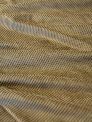 Вельвет стрейч светло-коричневый (10153) - Фото 16