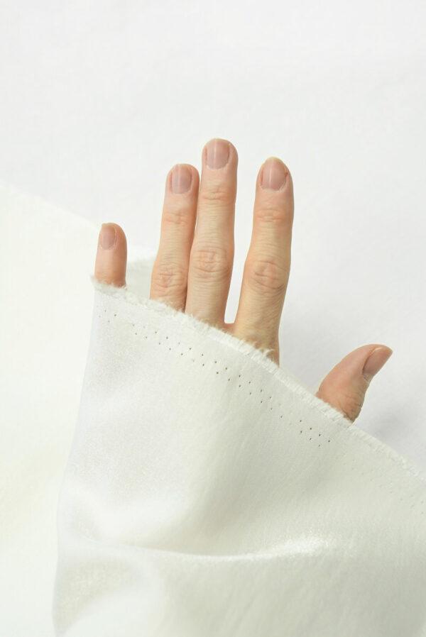Кади молочного оттенка с искрой (10168) - Фото 7