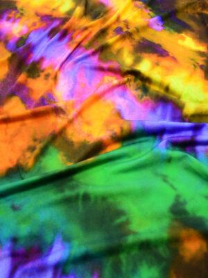 Трикотаж с разноцветными пятнами (10187) - Фото 18