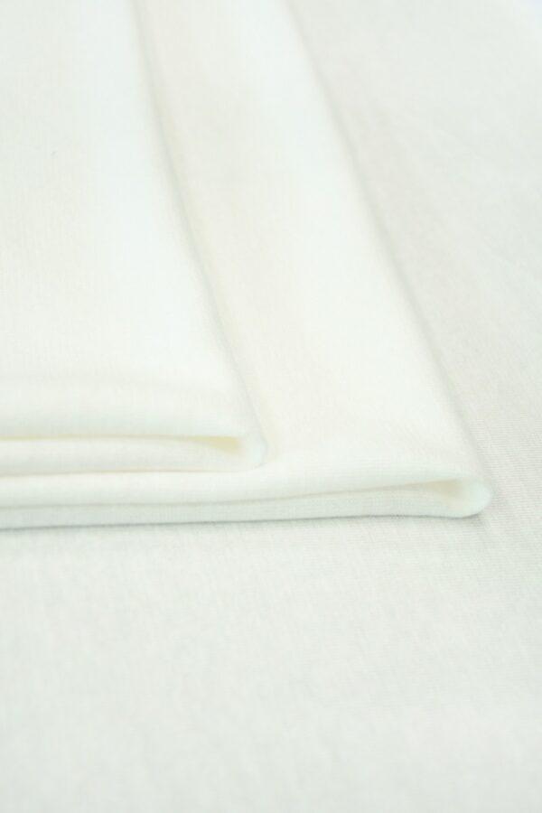 Трикотаж молочного оттенка (10210) - Фото 8