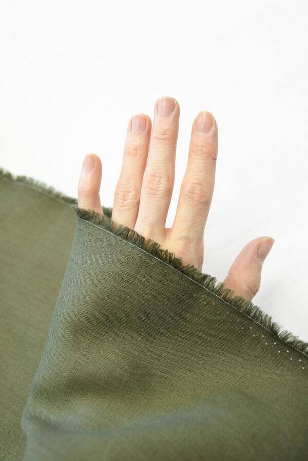 Лен защитный зеленый (10228) - Фото 7