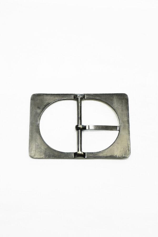 Пряжка металл латунь прямоугольная 3