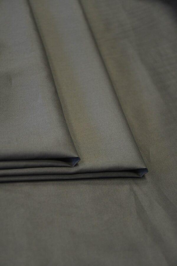 Батист серо-коричневый (10280) - Фото 9