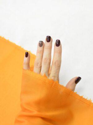 Батист ярко-оранжевый (10282) - Фото 17