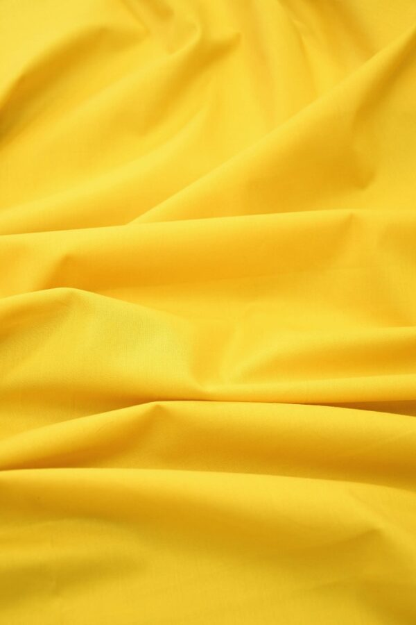 Батист темно-желтый (10284) - Фото 6