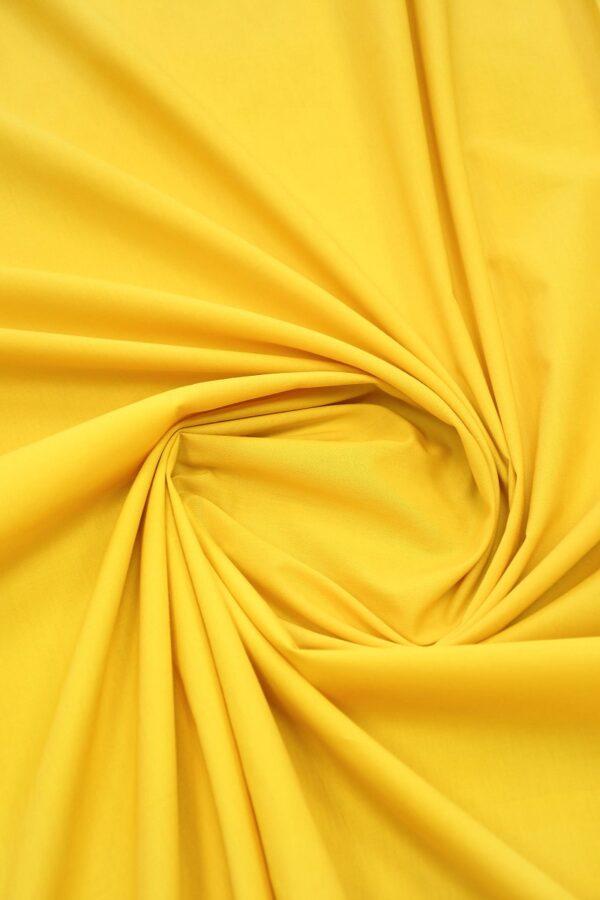 Батист темно-желтый (10284) - Фото 8