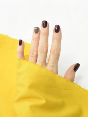 Батист темно-желтый (10284) - Фото 19
