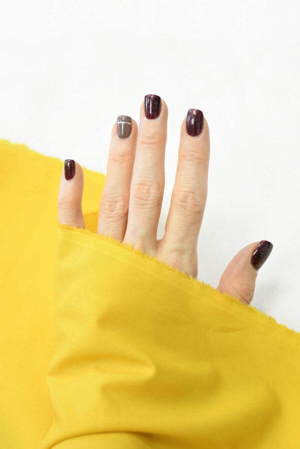 Батист темно-желтый (10284) - Фото 7