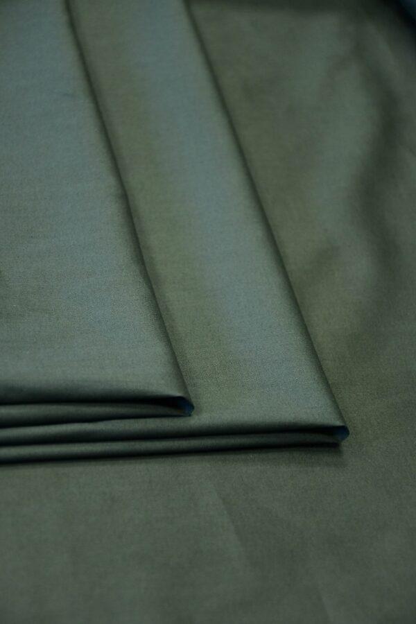 Батист серо-зеленый (10288) - Фото 9