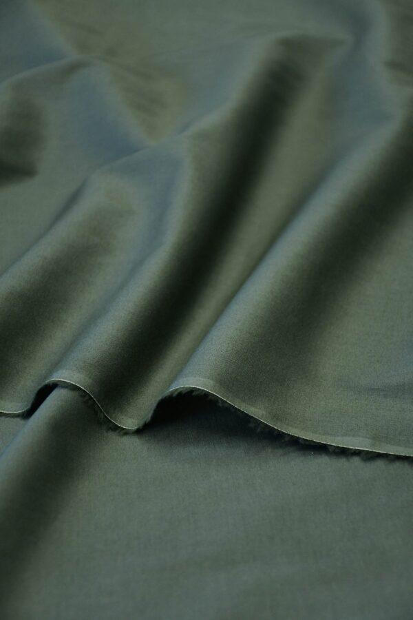 Батист серо-зеленый (10288) - Фото 10
