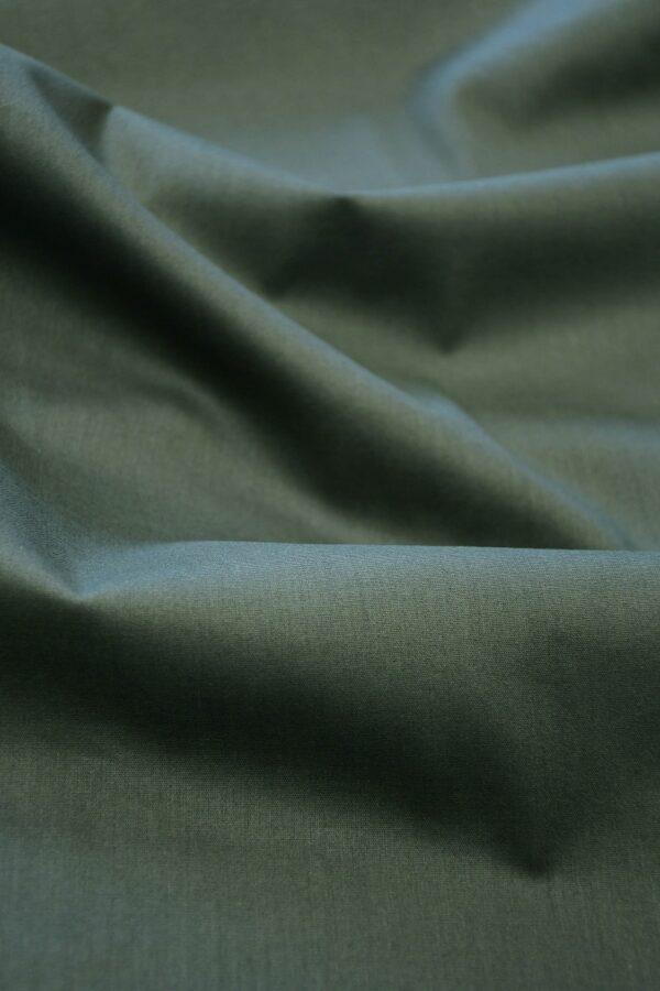 Батист серо-зеленый (10288) - Фото 11