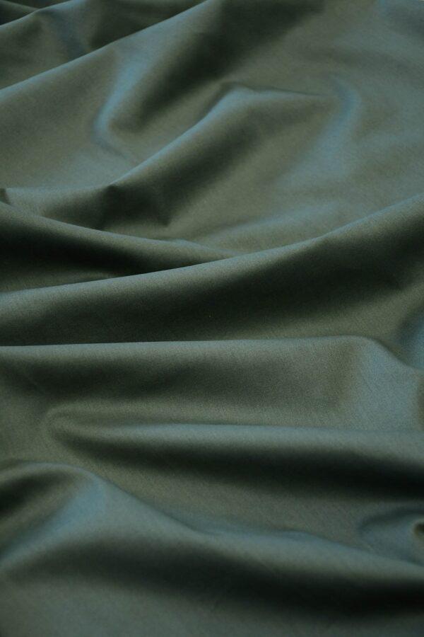 Батист серо-зеленый (10288) - Фото 6
