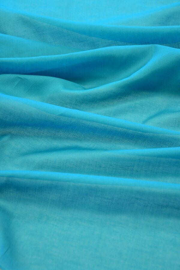 Батист голубой (10290) - Фото 6