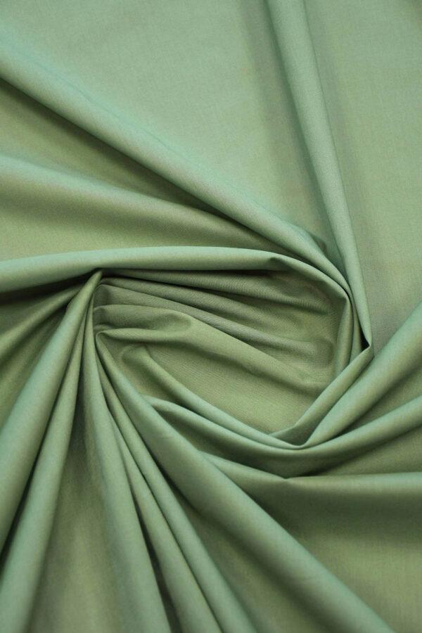 Батист светло-зеленый (10291) - Фото 10