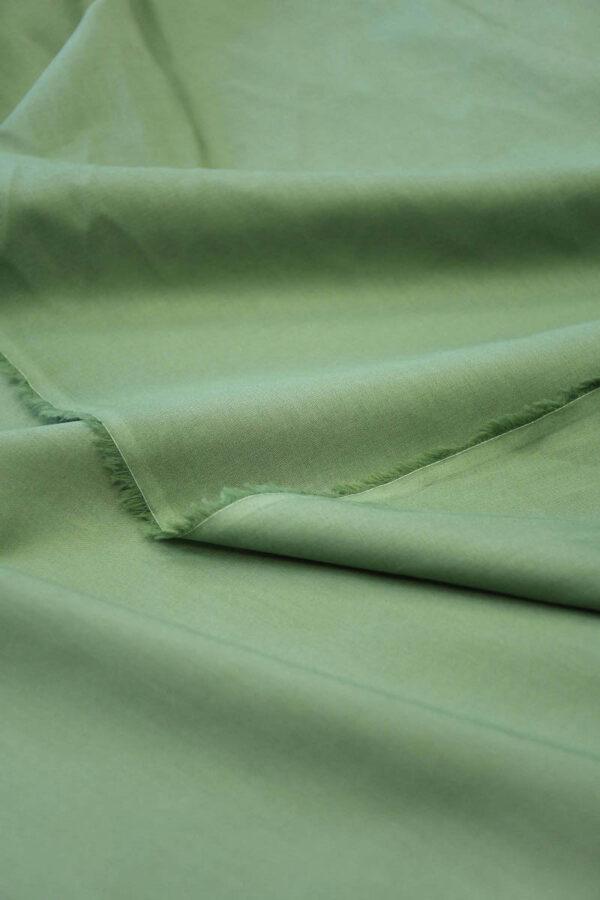 Батист светло-зеленый (10291) - Фото 9