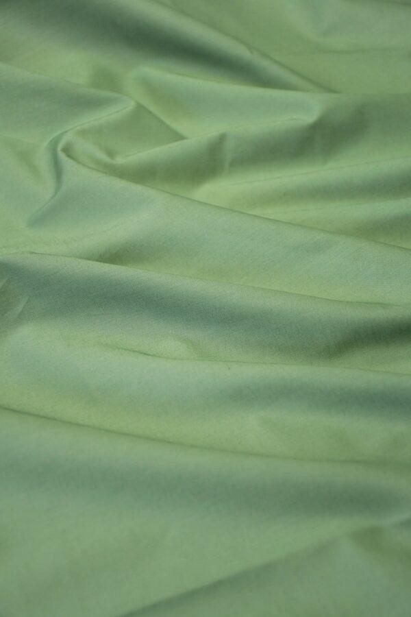 Батист светло-зеленый (10291) - Фото 6