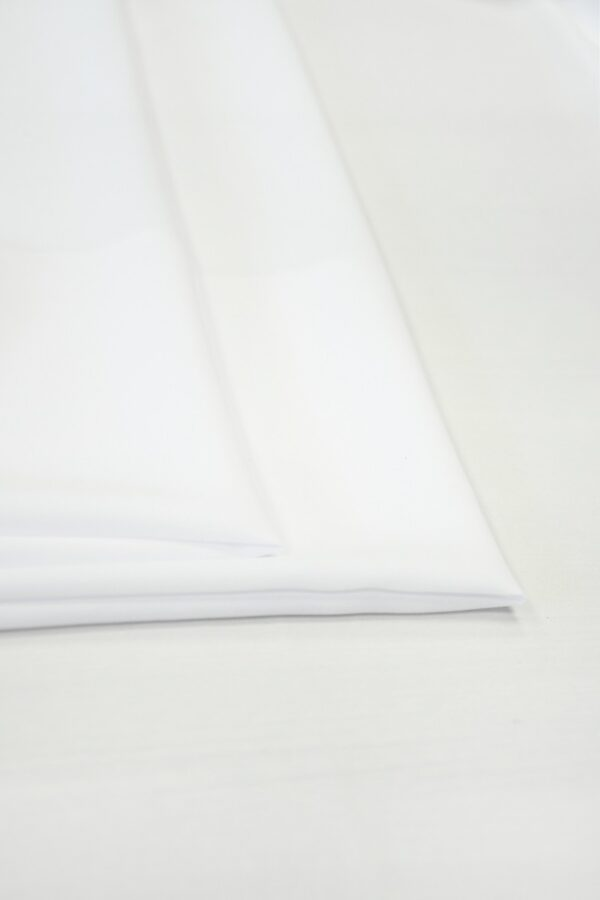 Креп белый (10318) - Фото 8