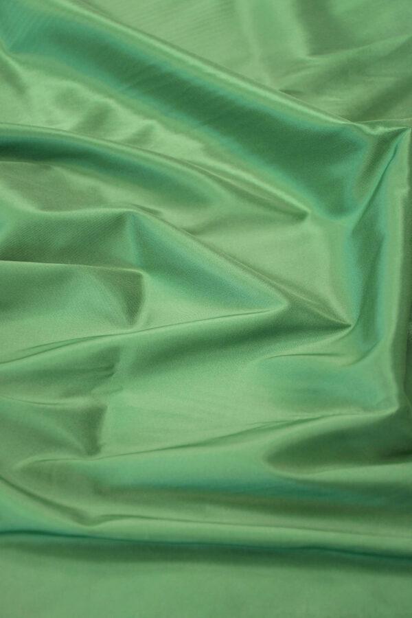 Подклад стрейч зеленый