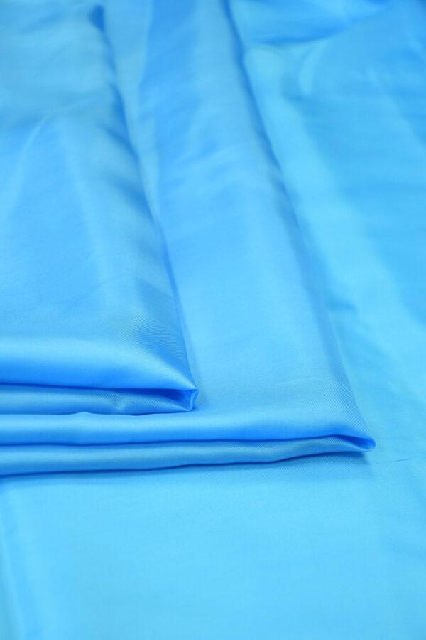 Подклад вискоза голубой 3