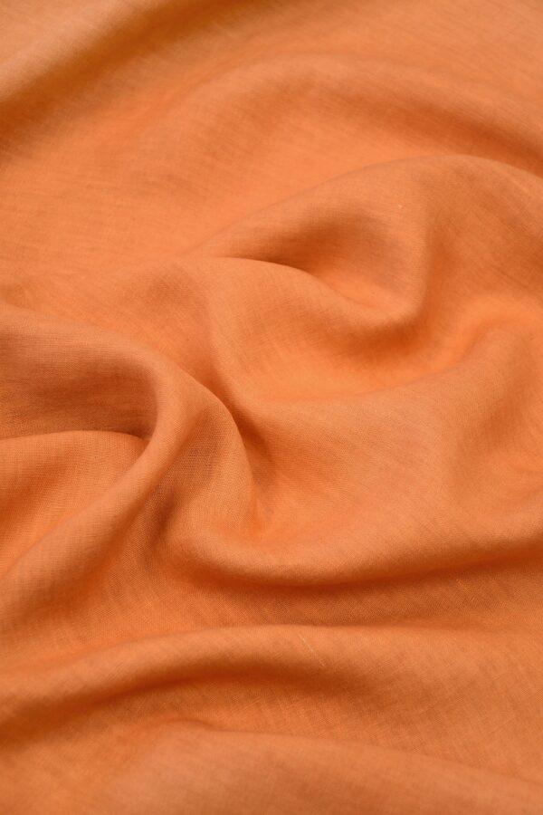 Лен оранжевый
