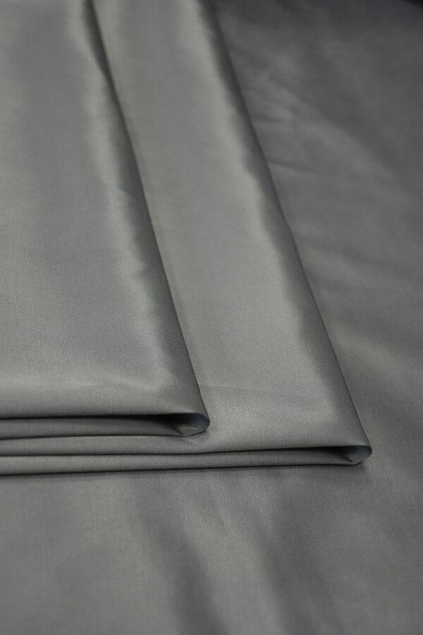 Плащевая стрейч серый графит 2