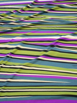 Бифлекс в неровную разноцветную полоску