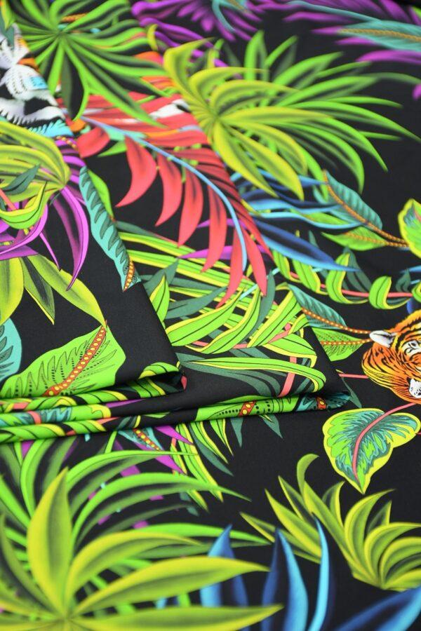 Бифлекс черный с джунглями 4