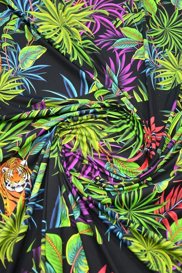 Бифлекс черный с джунглями 2