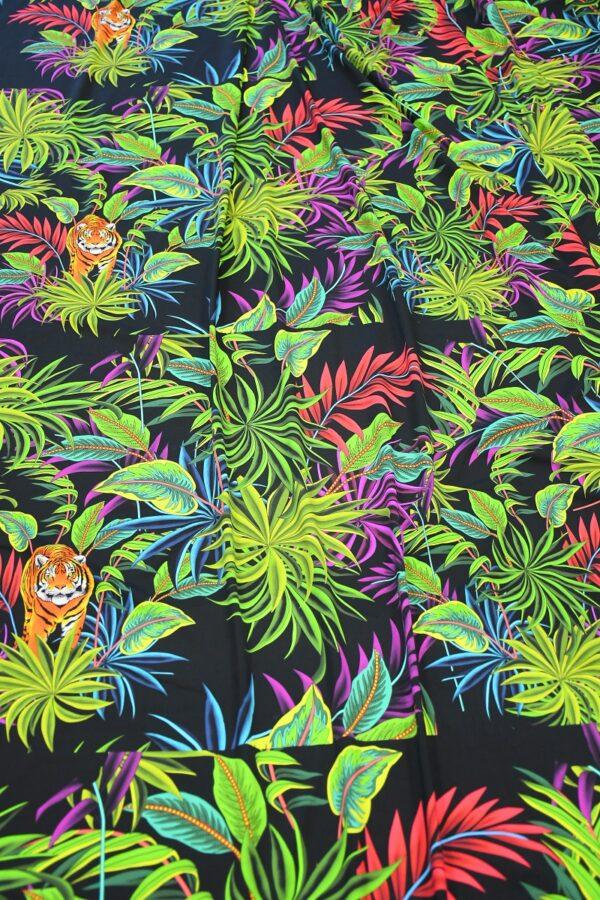 Бифлекс черный с джунглями 5