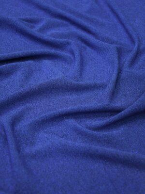Трикотаж синий с люрексом