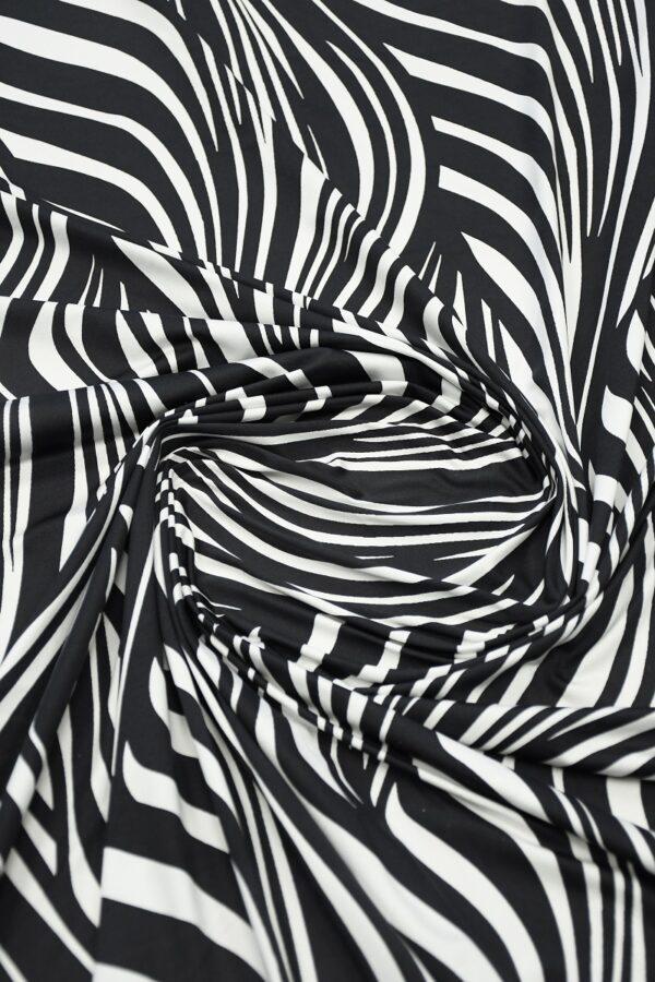 Бифлекс с черно-белой зеброй 2