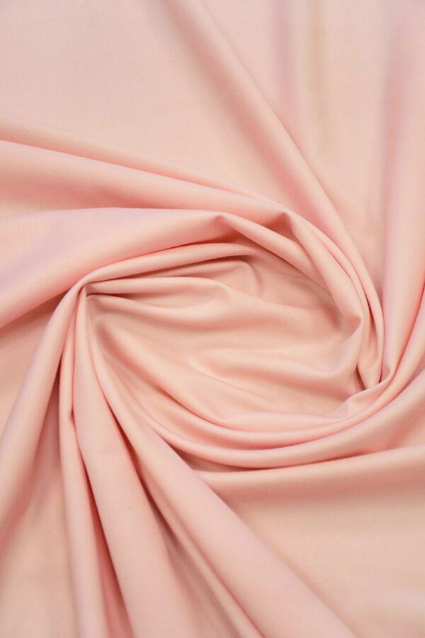 Шерсть нежно-розовая 4