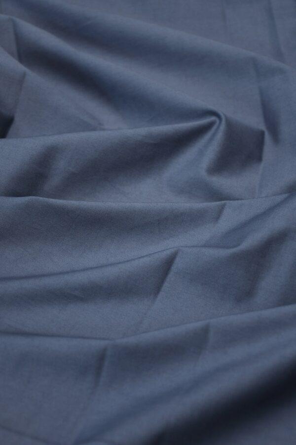 Хлопок серо-синий (10524) - Фото 6