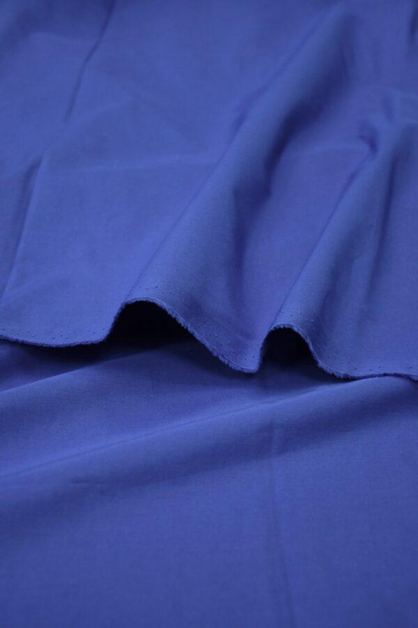 Хлопок прованский синий 4