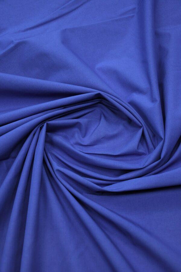 Хлопок прованский синий 2