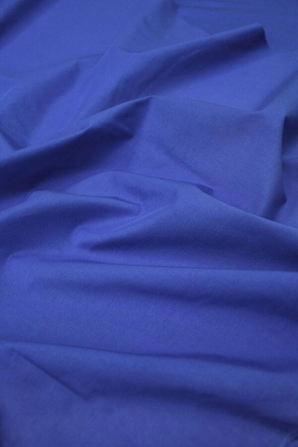 Хлопок прованский синий