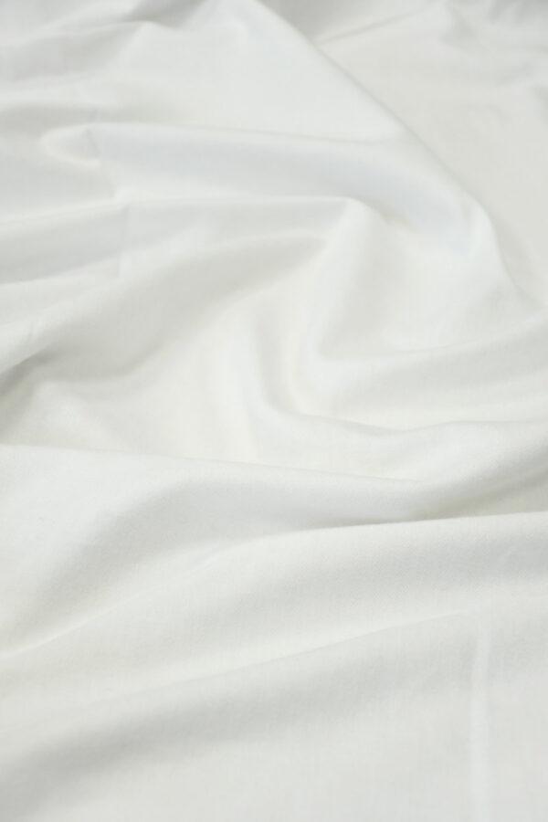 Хлопок белый бархатистый