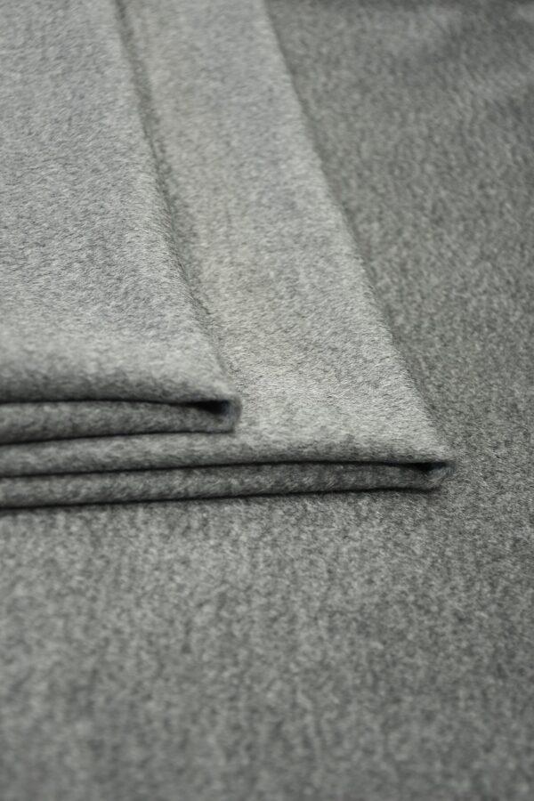 Кашемир пальтовый серый 4