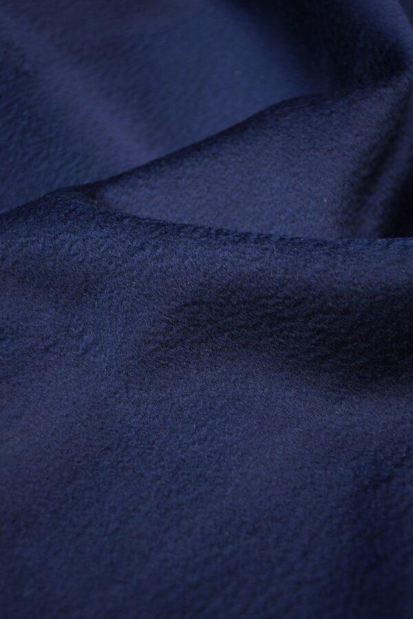 Кашемир пальтовый темно-синий 5