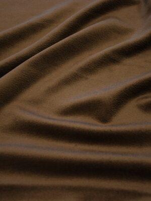 Кашемир пальтовый коричневый