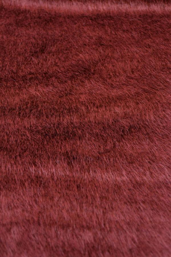 Экомех скандинавская норка бордовая (10564) - Фото 8