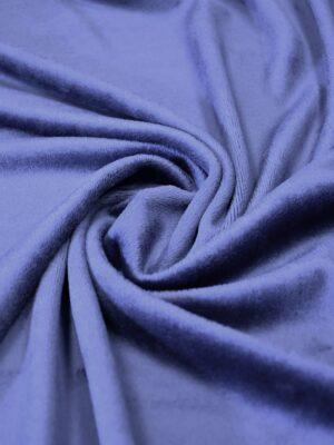 флис синий стрейч