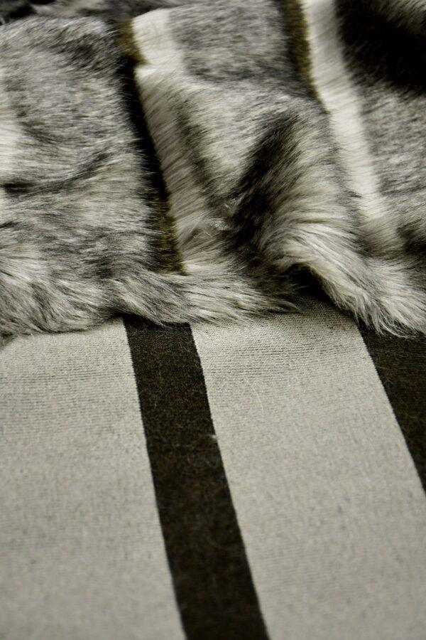 Мех искусственный стриженый соболь (10589) - Фото 8