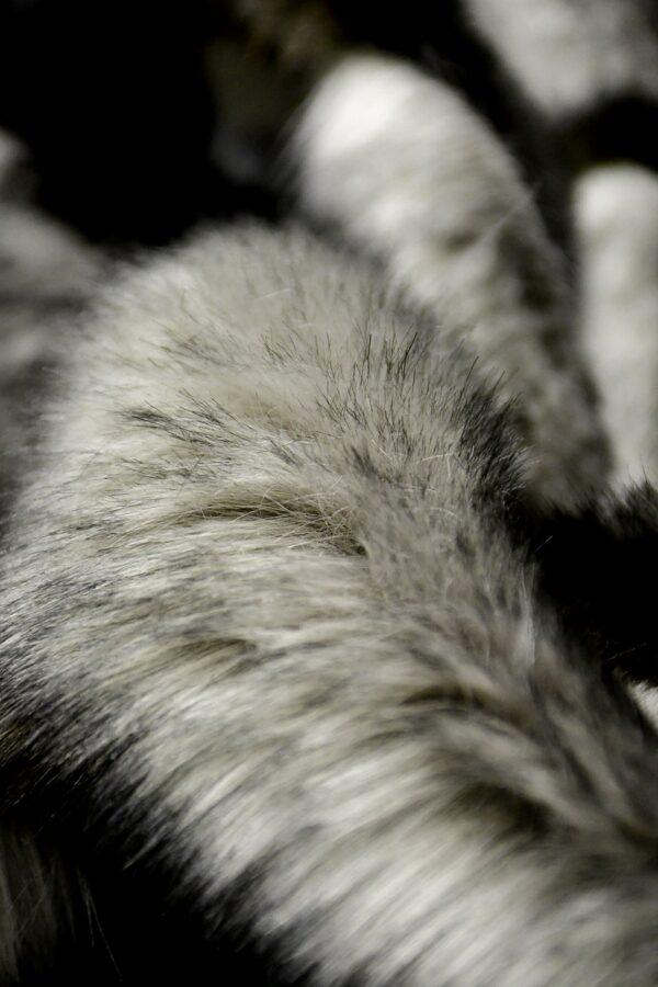 Мех искусственный стриженый соболь (10589) - Фото 9