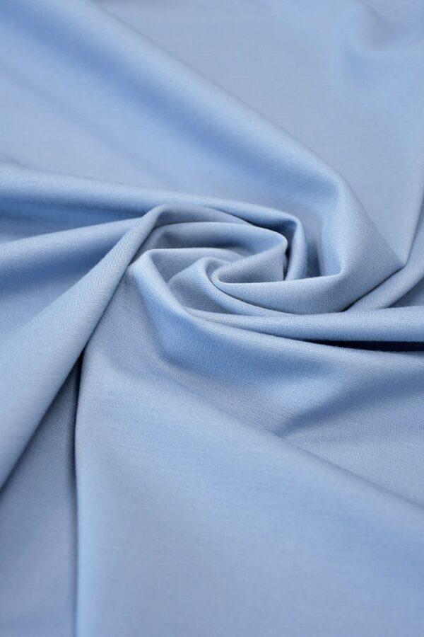 Джерси Punto Milano припыленно-голубой (10594) - Фото 7