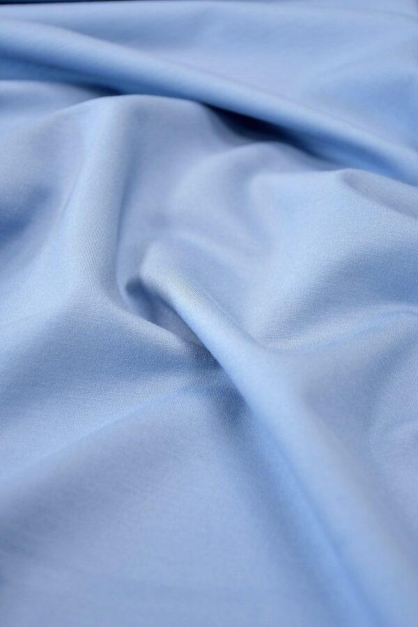 Джерси Punto Milano припыленно-голубой (10594) - Фото 6